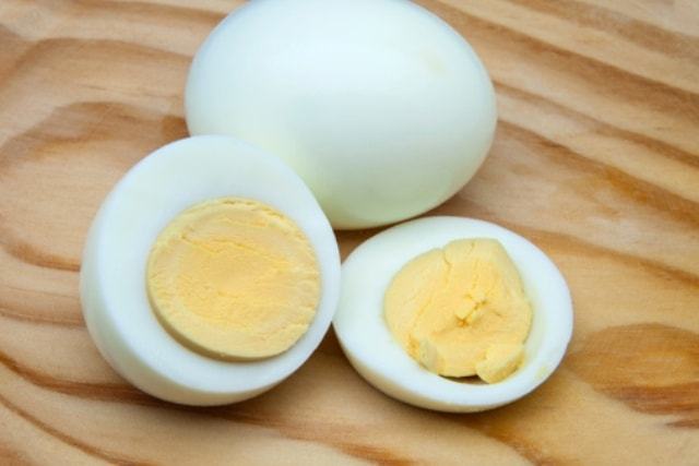 Food that improve Metabolism Naturally - Egg whites