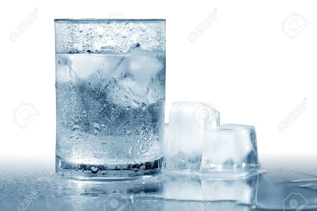 Food to increase metabolism - Cold Water