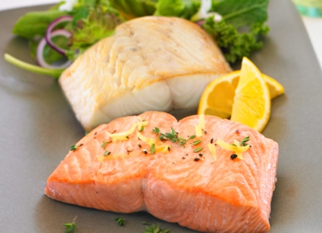 Foods to Prevent Blockage in Heart - FISH