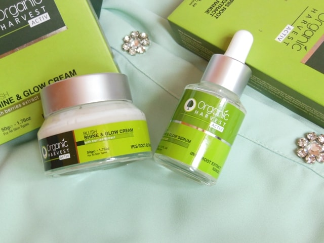Glowing Skin this Festive Season - Serum + CReam