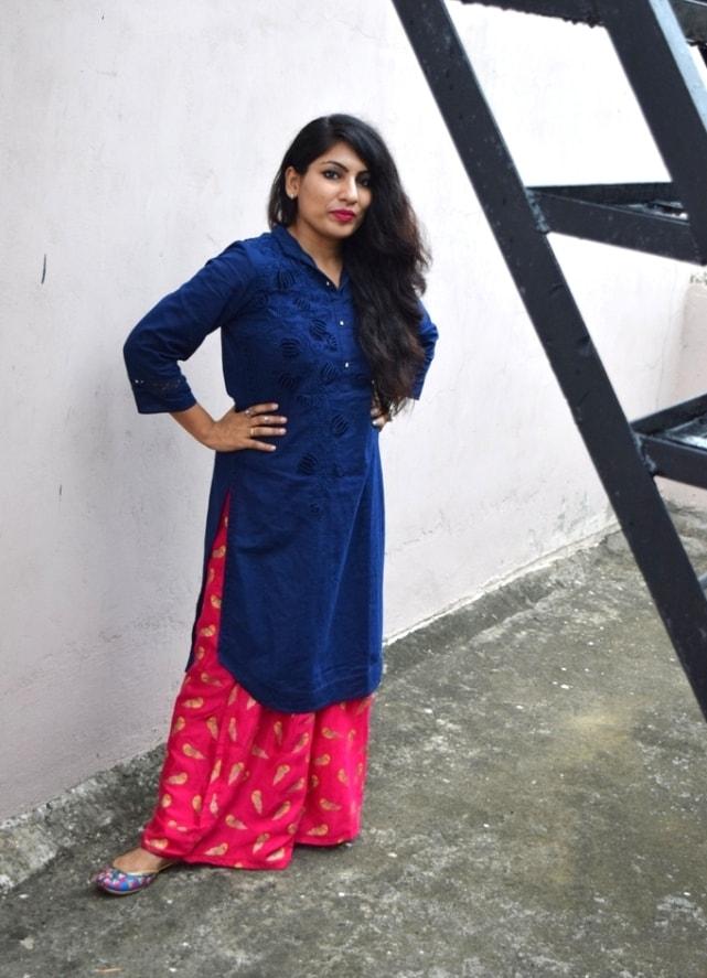 How to Style Punjabi Jutti Online India