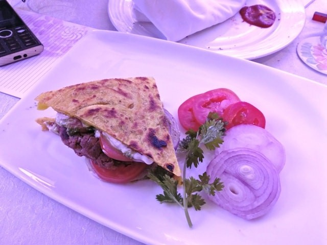 Sumeru Classique Parantha Launch - Dishes