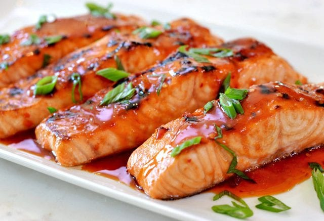 Super Foods That Every Woman Needs - Salmon