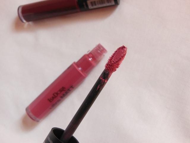 IsaDora Ultra Matt Liquid Lipstick Applicator