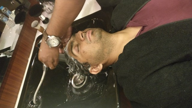 Men's grooming Services at The Refinery Delhi