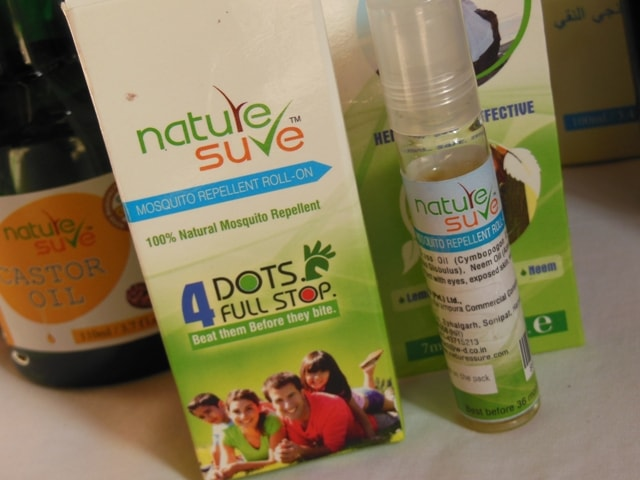 Nature Sure Herbal Mosquito Repellent