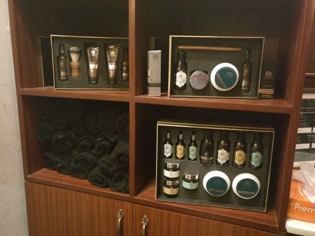 Products Used at The Refinery Delhi