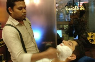 The Refine Shave at The Refinery Delhi