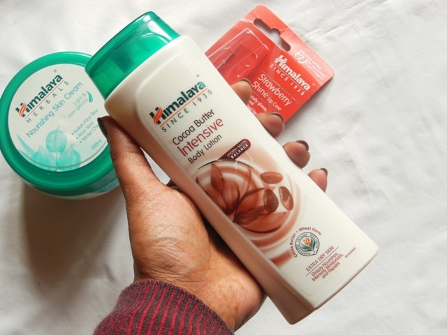 Himalaya Cocoa Butter Body Lotion - Winter Skincare