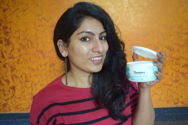 Himalaya Nourishing Skin Cream Packaging -Winter Skincare