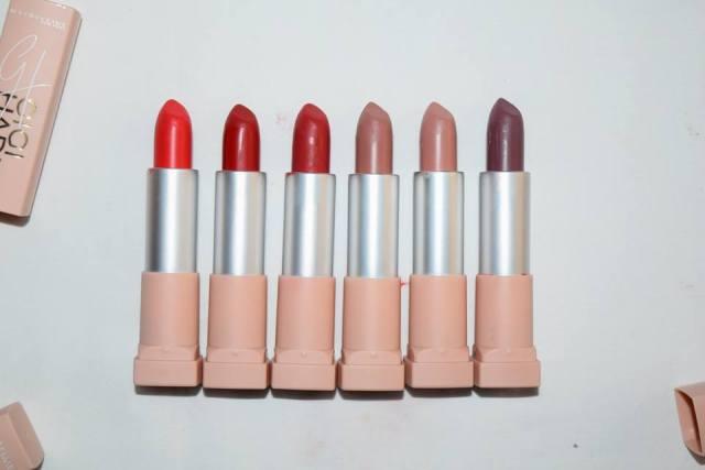 Maybelline Gigi Hadid Lipsticks Sale
