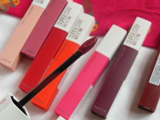 Maybelline Superstay matte Ink Lipstick Applicator