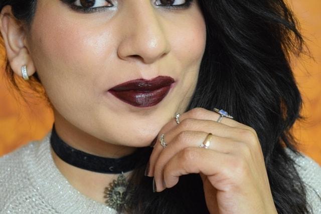 Maybelline Superstay matte Ink Lipstick Escapist