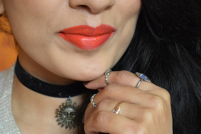 Maybelline Superstay matte Ink Lipstick Heroine