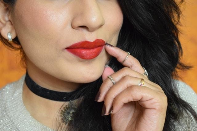 Maybelline Superstay matte Ink Lipstick Pioneer