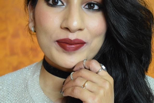 Maybelline Superstay matte Ink Lipstick Voyager