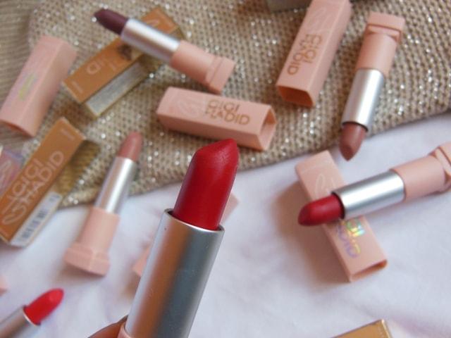 Maybelline X GIGI Hadid Lipstick - Austyn