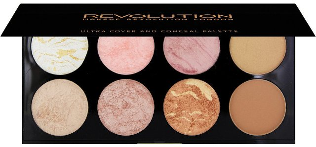 Best Makeup Revolution Makeup Products - Blush Palette