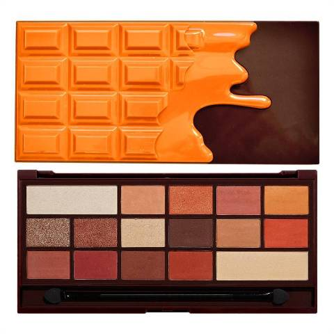Best Makeup Revolution Makeup Products - Chocolate Orange Palette
