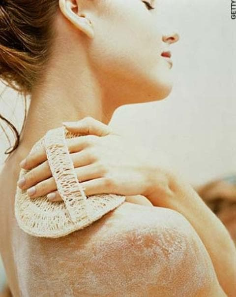 Best Stress Relieving Beauty Products - Body Scrub