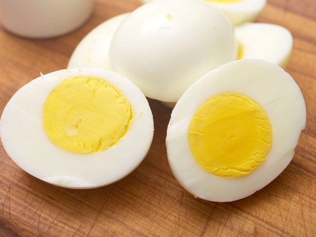 Five Protein Rich Foods that Boost Metabolism Egg