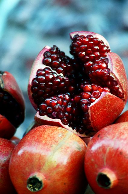 Five Protein Rich Foods that Boost Metabolism Pomegrante
