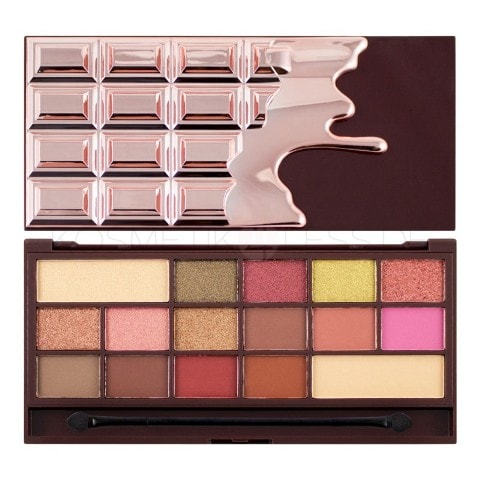Makeup Revolution New launches - MUR Chocolate Rose Gold Palette