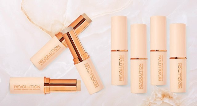 Makeup Revolution New launches - MUR Fast base Foundation Stick