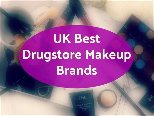 UK Best Drugstore Brands
