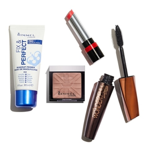 UK Best Drugstore makeup Brands - Rimmel London