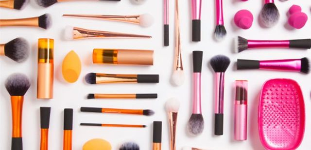 UK Best Drugstore makeup Brands - real Techniques